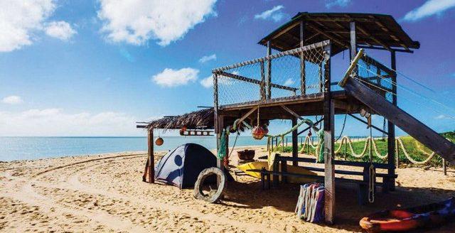 Fazenda Santa Bahia - 2,3 km private beach